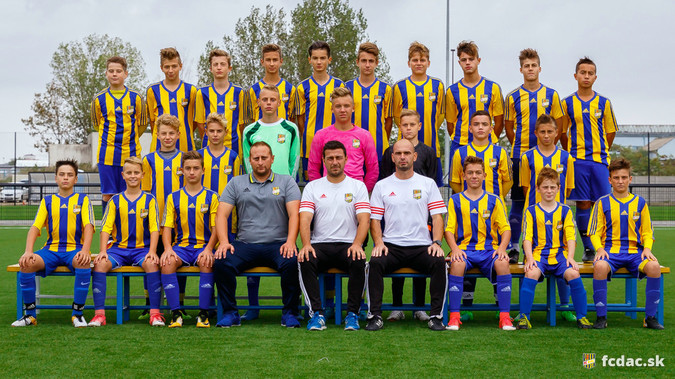 A 2017/18-as szezon: DAC U14